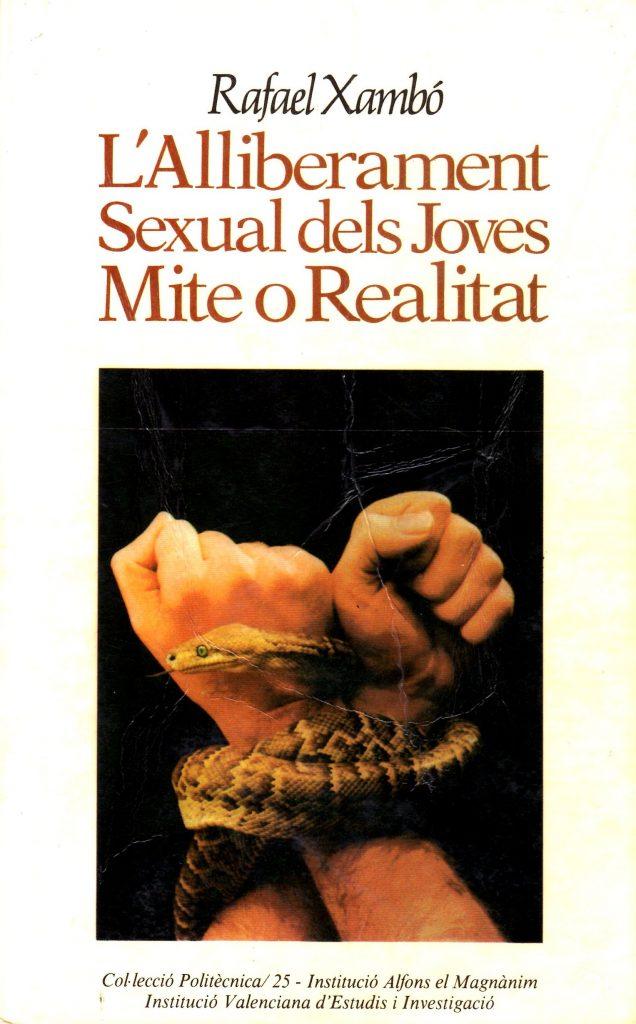 (1986) L'ALLIBERAMENT SEXUAL DELS JOVES. MITE O REALITAT